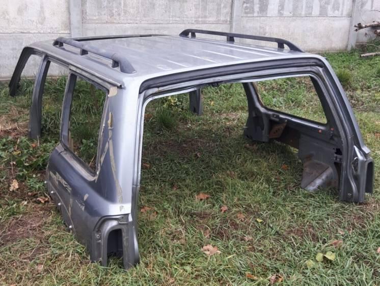 Крыша Nissan Patrol y61 2004-2010