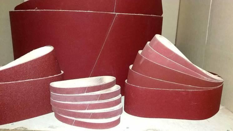 Шлифовальные ленты всех типов и размеров