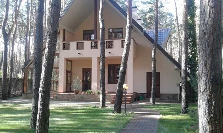 Продам дом в Песчанке в сосновом лесу!
