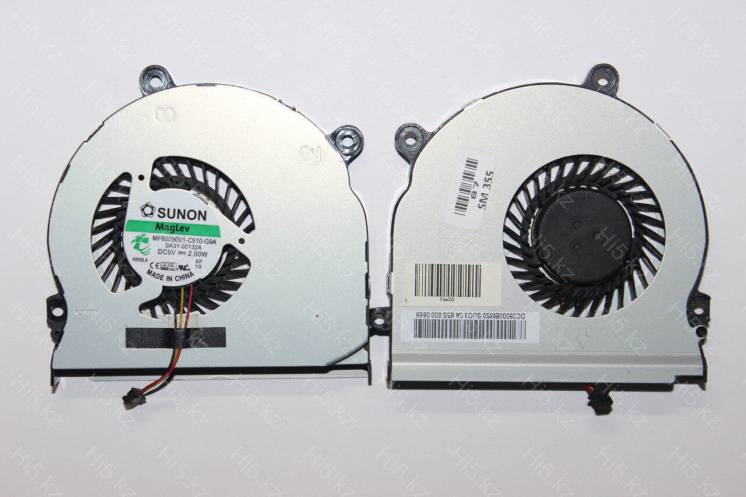 Вентилятор кулер Samsung NP350V5C, NP350E5C, 350E5C новый