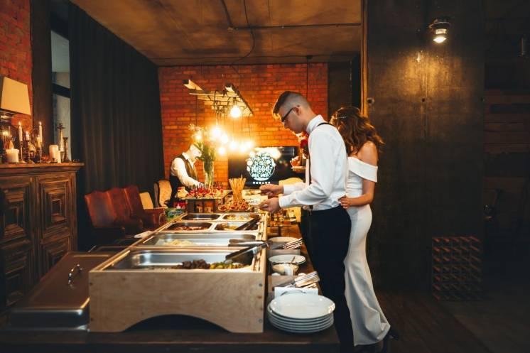 ST Catering - Организация мероприятий в Киеве и Киевской области