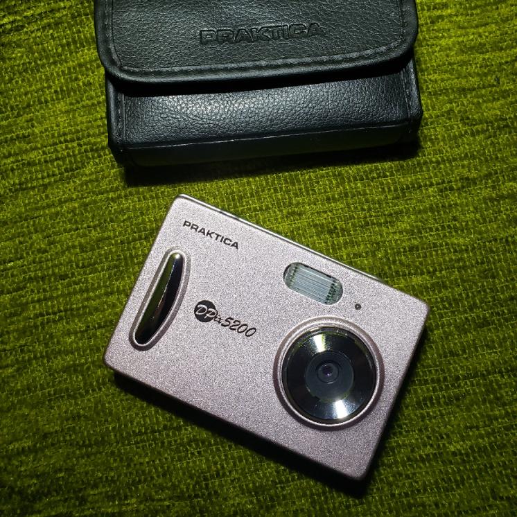 Фотоаппарат цифровой Praktica DPix-5200 (Germany)
