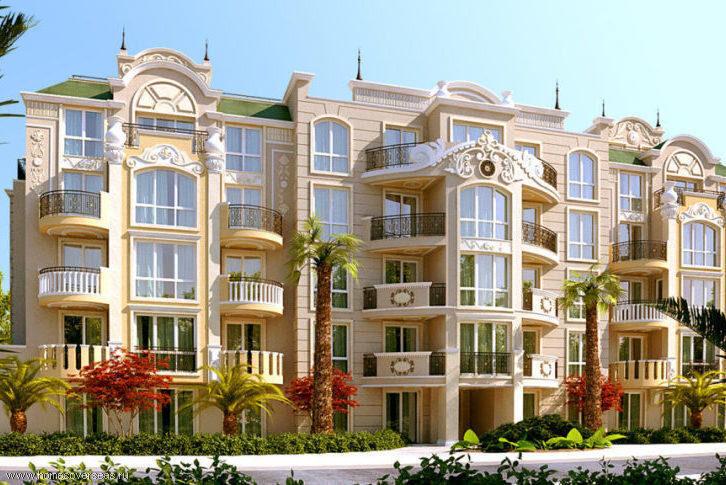 Новый комплекс апартаментов премиум-класса Amellia Garden
