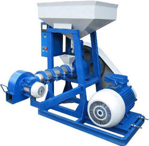 Экструдер зерновой от 75 до 500 кг/ч