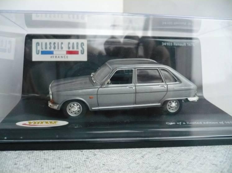 Renault 16 1:43 Vitesse