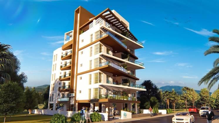 Продажа апартаментов на Северном Кипре The Breeze «Long Beach»