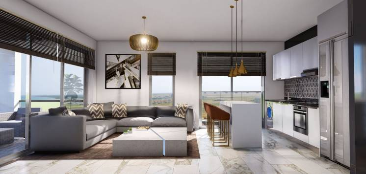 Продажа апартаментов  Nova Residence на Северном Кипре