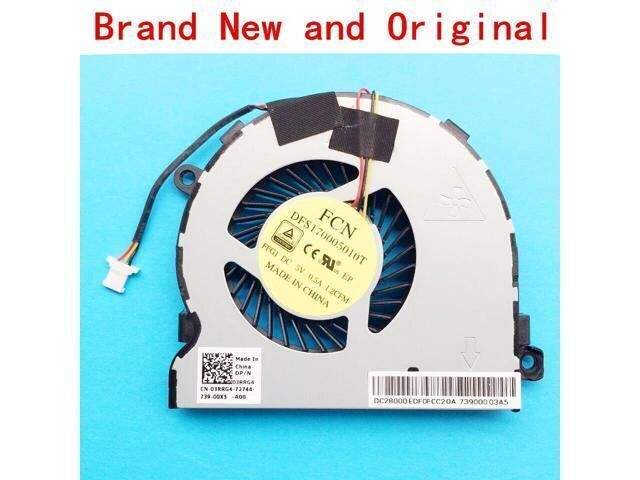 Вентилятор Кулер Dell Inspiron CN-03RRG4 ; 3RRG4 ; DC28000EDF0