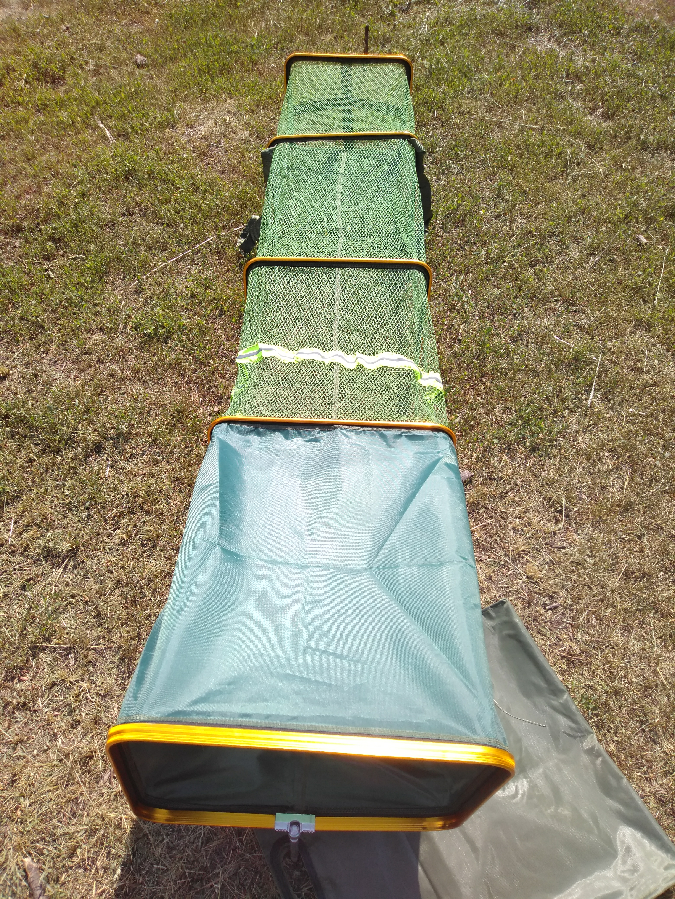 Садок для рыбалки 2 метра