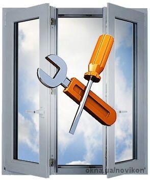 Ремонт окон и дверей