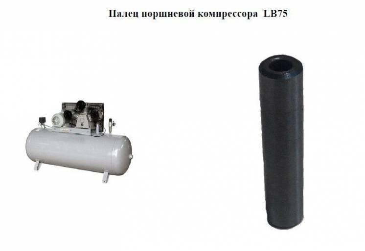Поршневой палец компрессора LB75