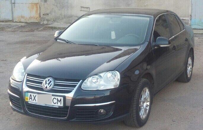 Volkswagen Jetta 2006г (1,6 FSI)
