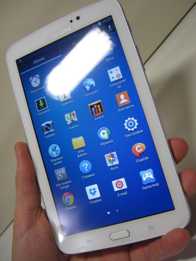 Планшет – GPS навигатор Samsung Galaxy Tab 3, IGO Truck! Европа!