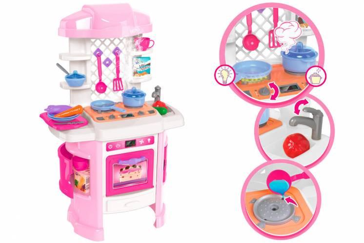 """Іграшка """"Кухня Технок 6696"""""""