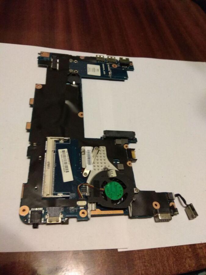 Продам материнскую плату с процессором Intel Atom N450