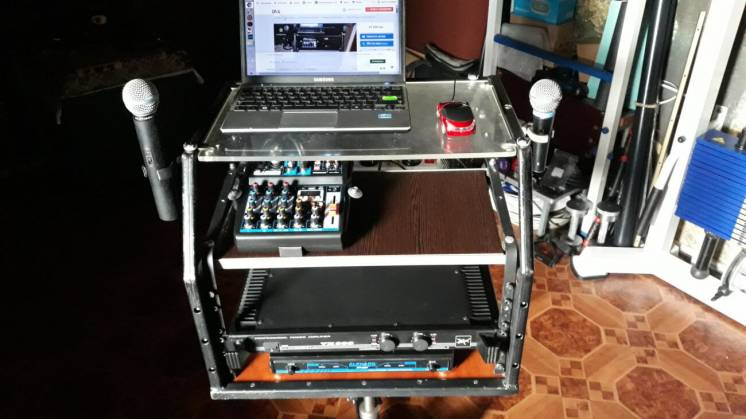 Комплект аппаратуры