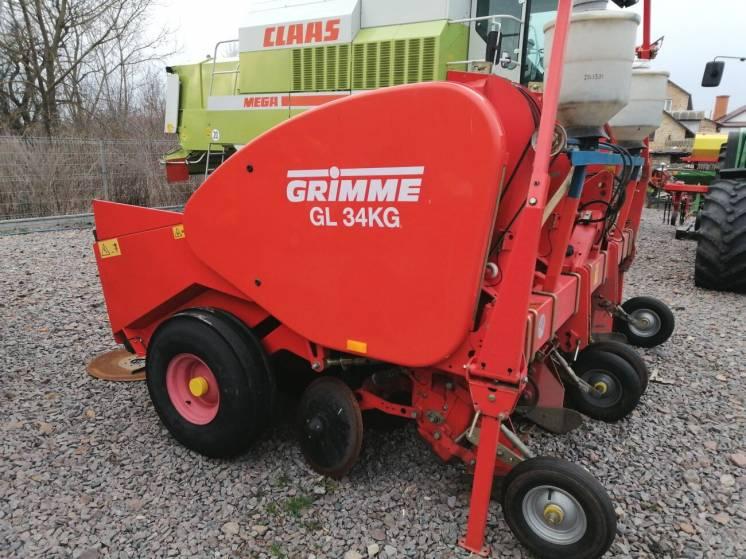 Grimme GL34KG