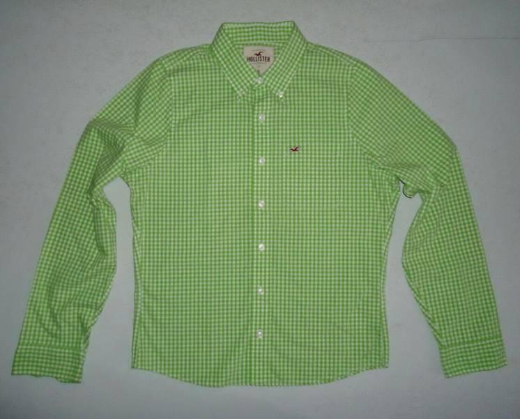 Рубашка HOLLISTER California размер (XL)