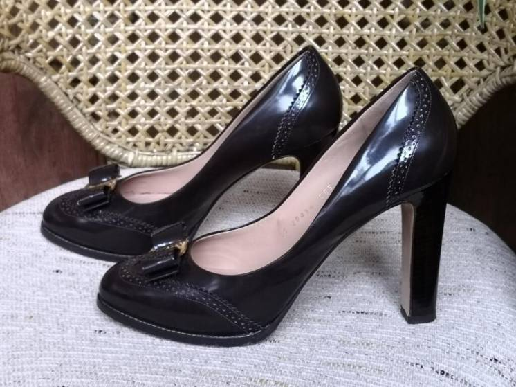 Женские туфли Salvatore Ferragamo ( Сальваторе Феррагамо ), оригинал.