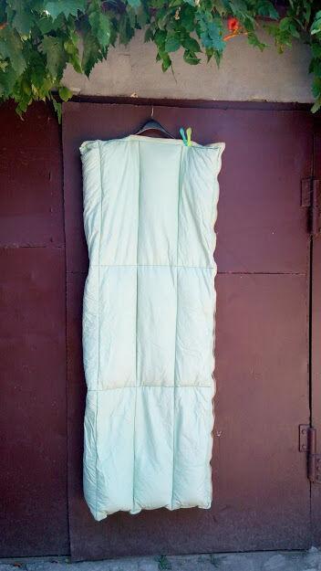 Спальник спальный мешок пуховый одеяло