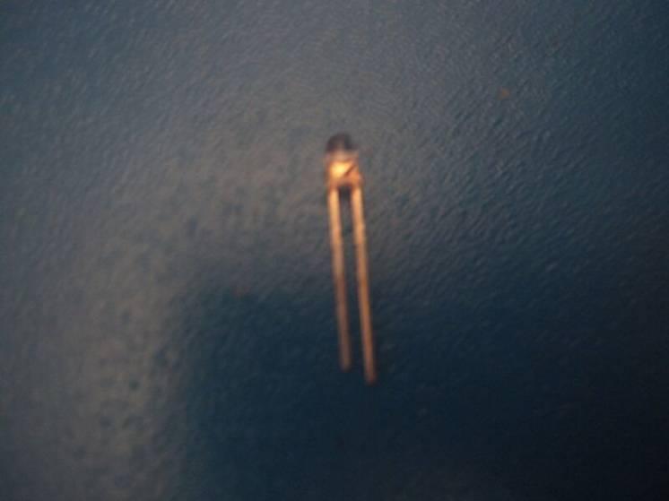 Светодиод 3мм красный