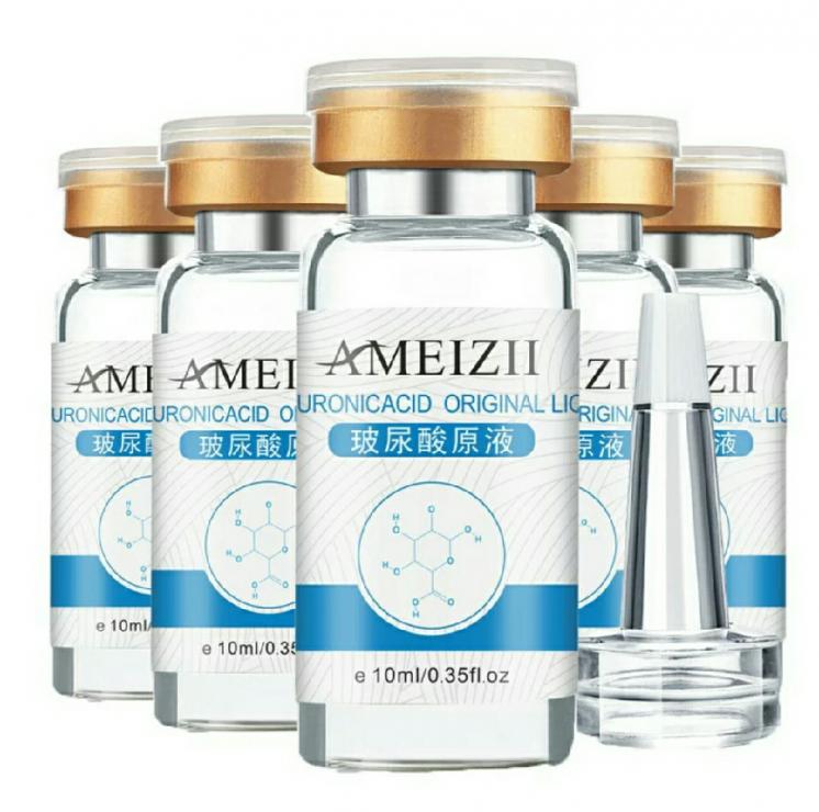 Сыворотка для лица AMEIZII 10 мл с гиалуроновой кислотой