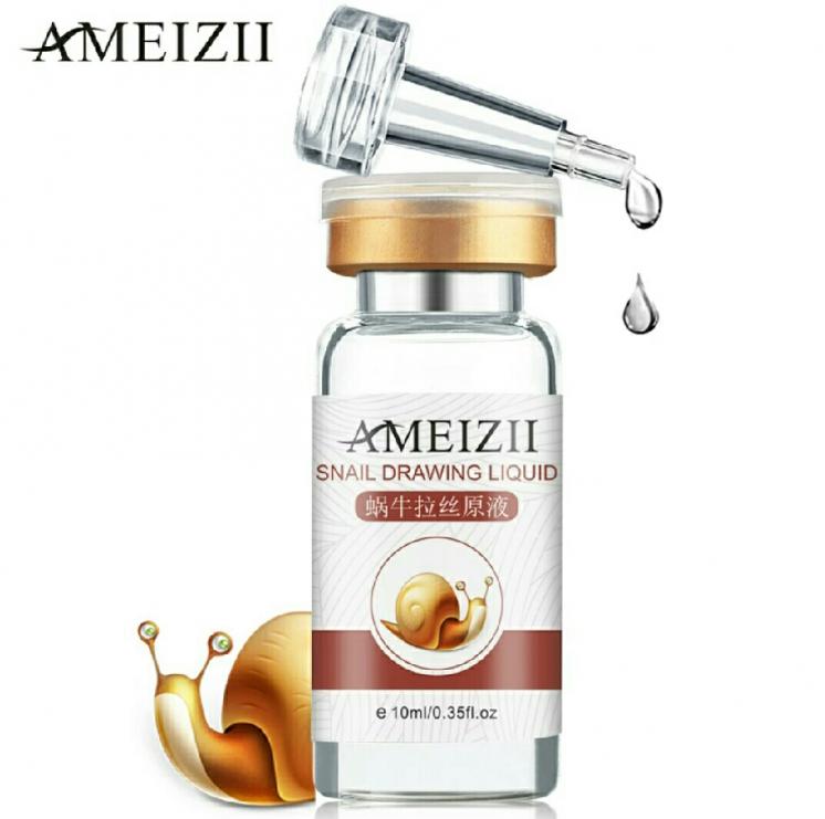 Сыворотка для лица AMEIZII с муцином улитки(10 мл)