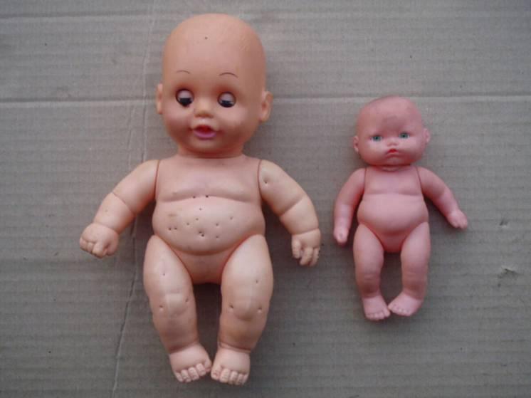 Дві ляльки. 2 .