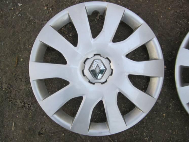 Колпаки ковпаки R16 Renault Trafic 403156650R 403151447R оригинал.