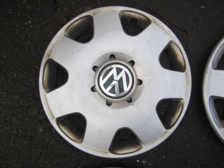 Колпаки ковпаки R14 Volkswagen Polo 5Z0601147C , 600601147M
