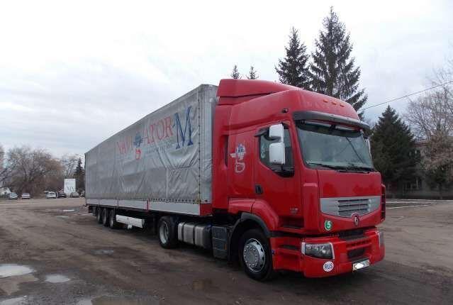 Грузовые автоперевозки 5-20 тонн украина