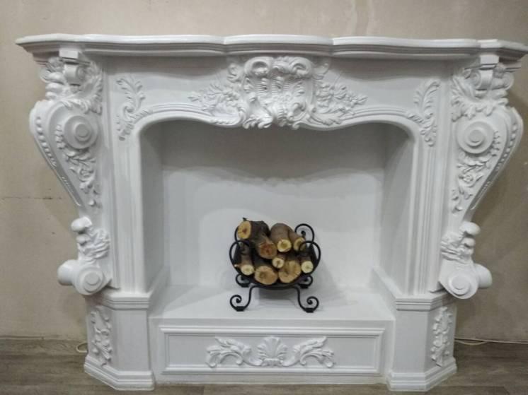 Портал камина, фальш камин, декоративный камин (М201)