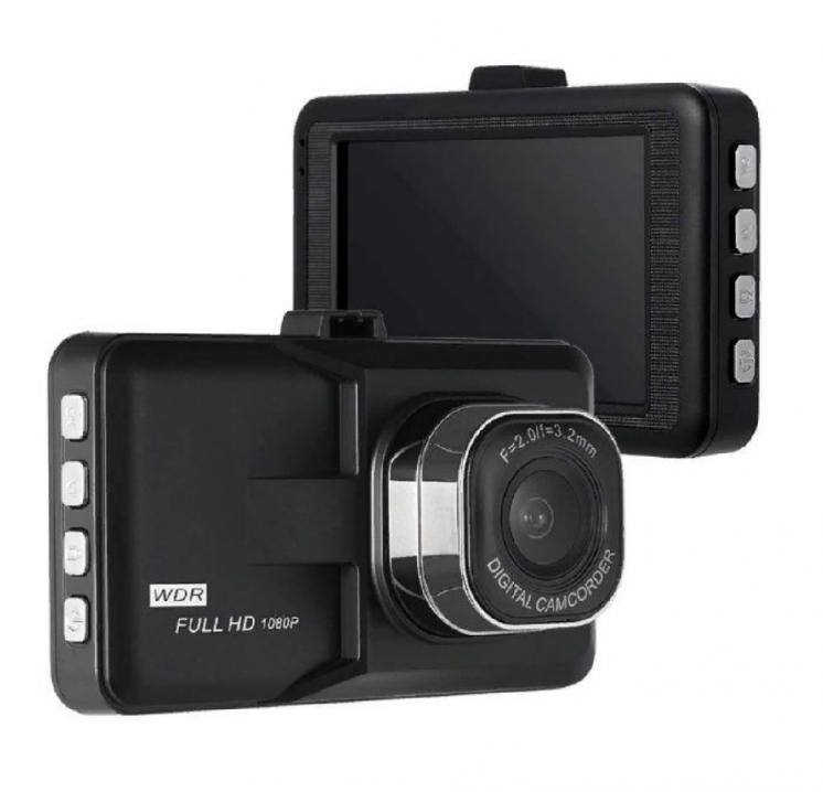 Видеорегистратор F106.Full HD. Металлический корпус!