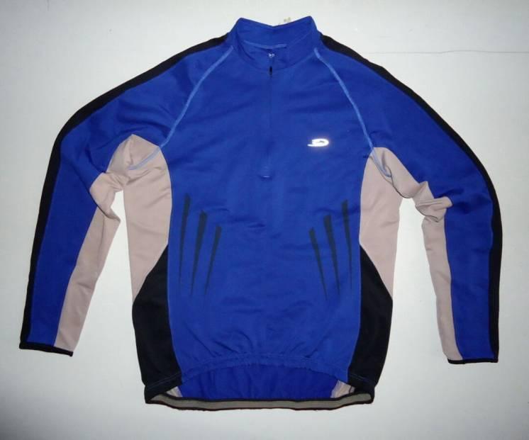 Вело велоджерси CRANE Bike Jersey велокофта утепленная (XL)