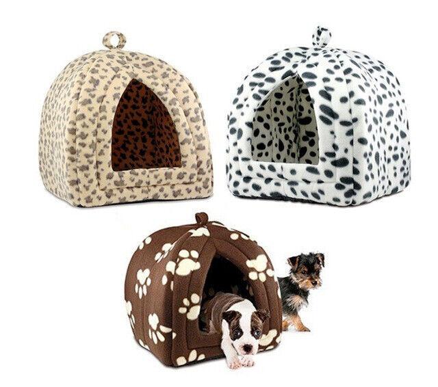 Мягкий домик для собак и кошек Pet Hut Доставка по Украине.
