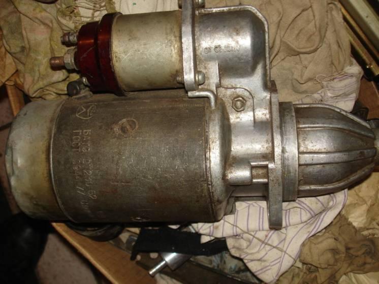 Стартер Газ - 24 , М - 412 СССР .