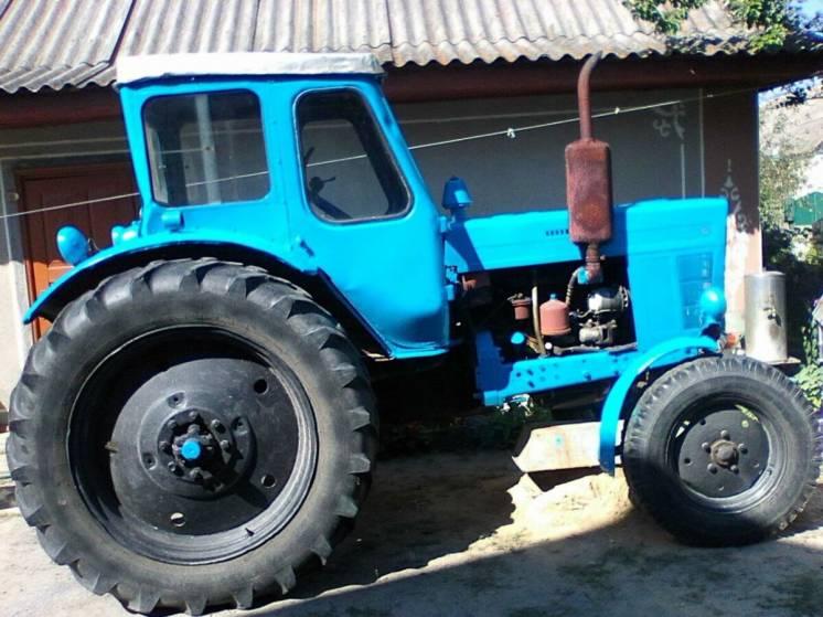 Трактор МТЗ-50 з двигуном Д-240 в гарному стані