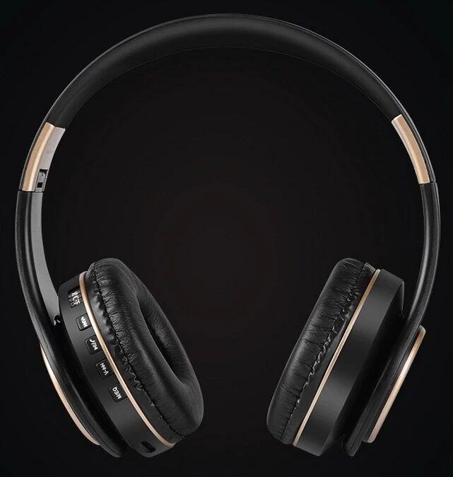 Наушники беспроводные Т8, гарнитура, Bluetooth 5.0, складные