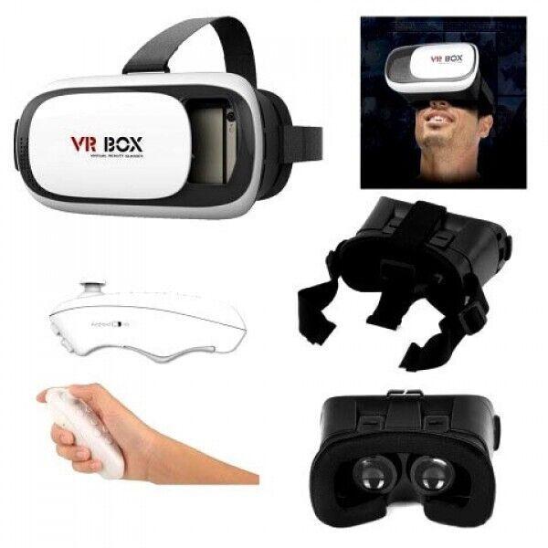 Очки виртуальной реальности VR BOX 2.0 PRO 3D c пультом.Доставка Украи