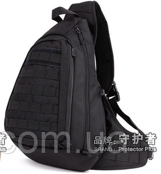 Рюкзак / сумка-слинг тактическая (наплечная) 408