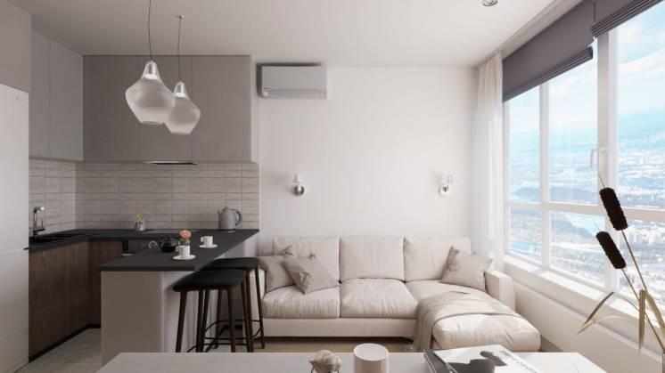 Дизайн интерьера для квартир, коттеджей и коммерческой недвижимости.