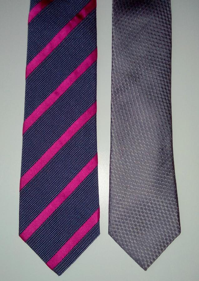 Шелковые зауженные галстуки Charles Tyrwhitt