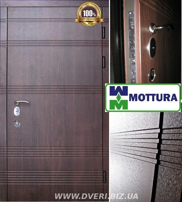 Вхідні двері з підвищеним захистом модель Parallel
