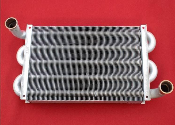 Теплообменник первичный на дым версию Ariston 24СF (BS/Egis/Matis/Clas