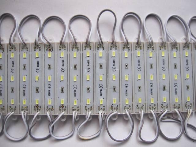 Светодиодный модуль. 3 LED 5730.