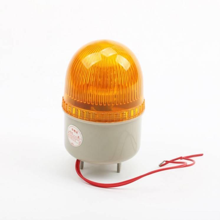 Индикатор свето-звуковой стробоскопический (LED красный, 24V DC)