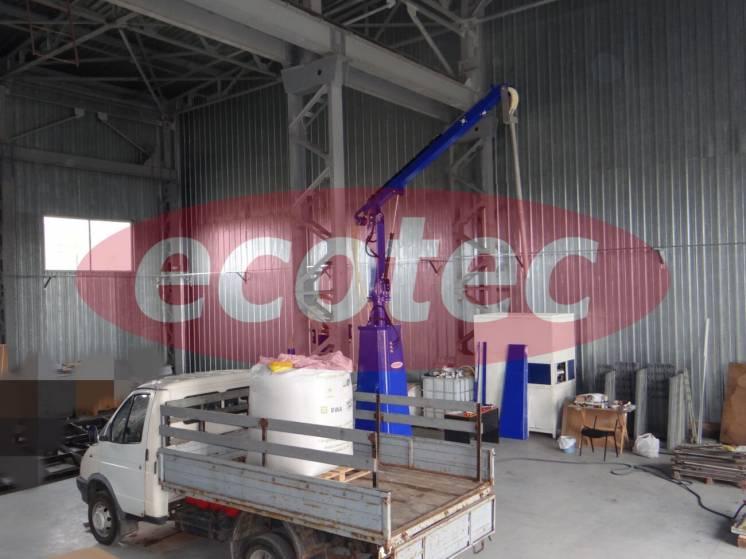 Автоматический пробоотборник зерна Ecotec STANDART