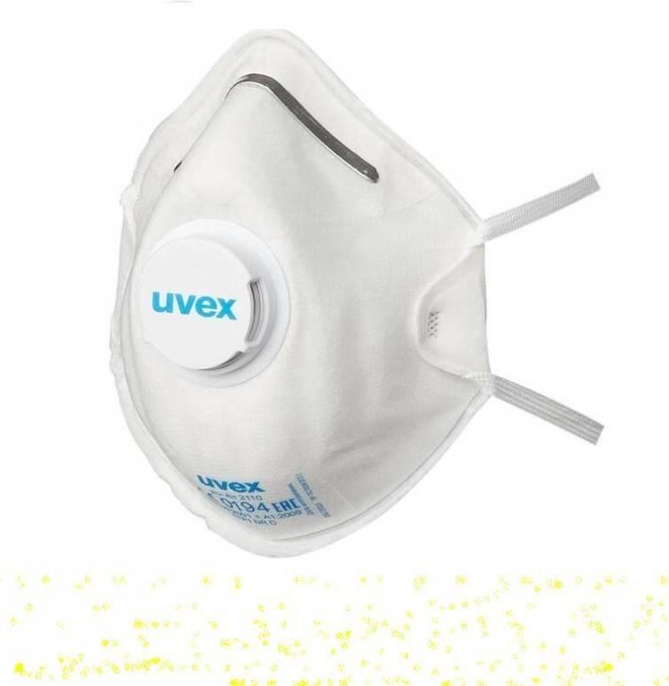 Респиратор UVEX, респиратор, маска защитная