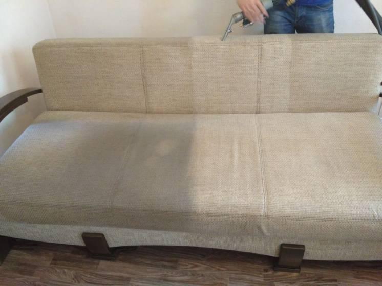 Лучшие цены в Одессе! Химчистка мягкой мебели и ковров на дому!