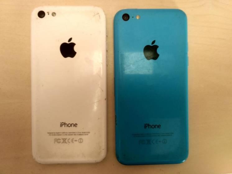 Корпус iPhone 5C 2 шт.